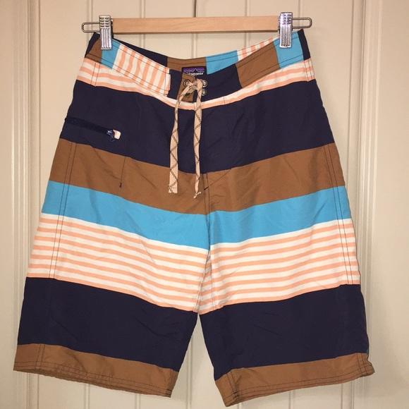 74c33c314d Patagonia Swim   Boys Board Shorts Size 14   Poshmark